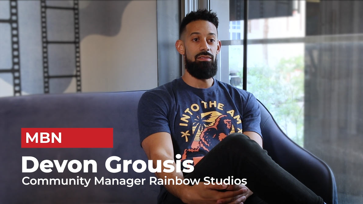 Devon Grousis - Community Manager